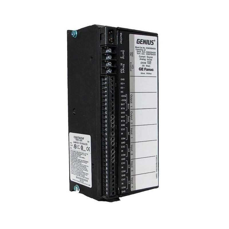 IC660BBA024 GE Fanuc