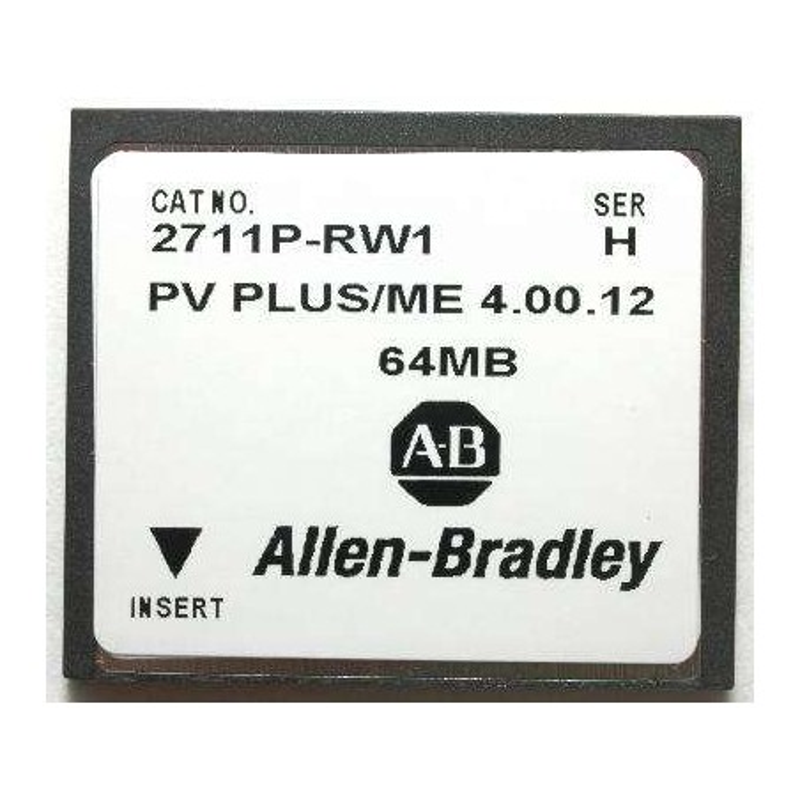 2711P-RW1 Allen-Bradley - COMPACTFlash Card